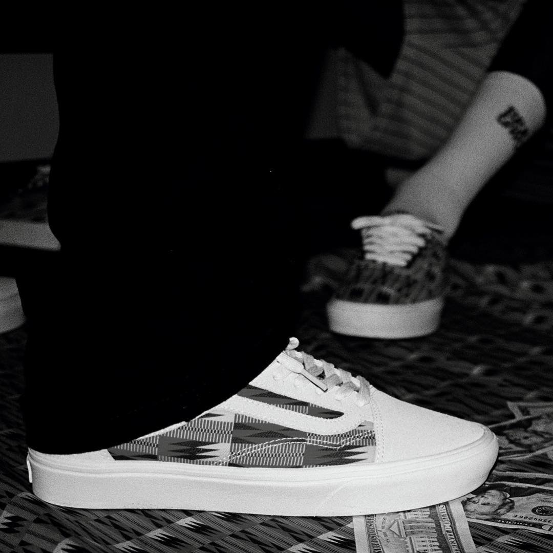 7b409639b0b3 unionlosangeles teams up with  vans on two comfycush lx sneakers slated to  drop this sat. feb 16th.