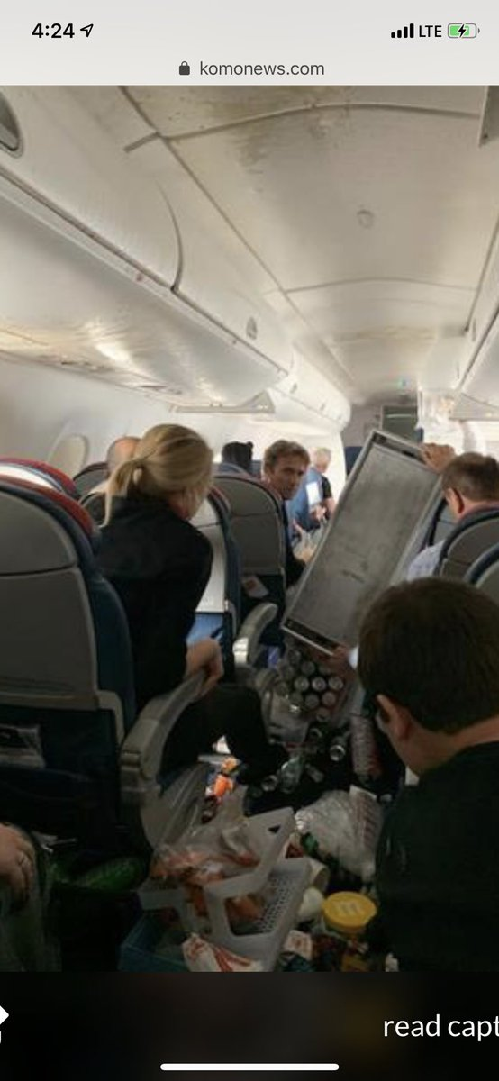 Delta 5673 because of  turbulence flight diverted to Reno today. Chaotic   And scary but people showed up as their best selves. #Delta,#weatherchannel, #reno, #turbulancedivertsflight,<br>http://pic.twitter.com/v8zvsk6hjK
