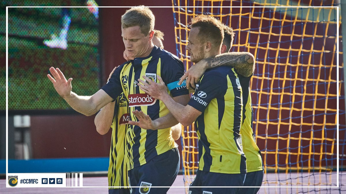 We welcome back our skipper, for Sunday's trip to Leichhardt Oval. 💪  Squad News: Round 19 v @SydneyFC http://bit.ly/2UVzhFC   #CCMFC #SYDvCCM