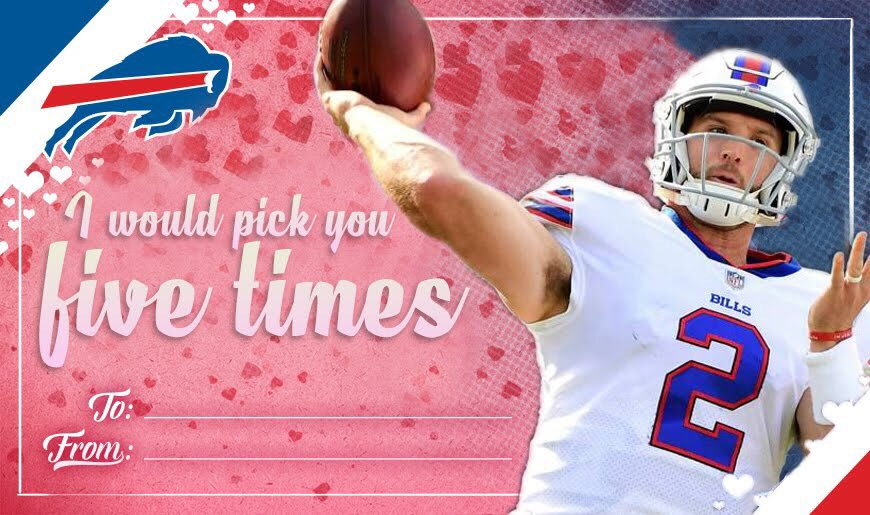 Image result for bills valentine