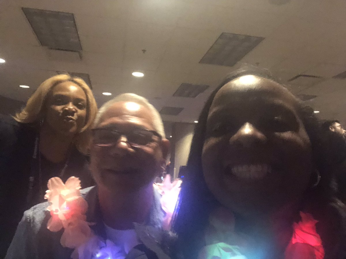 What a pleasure seeing team ORD, at the 2019 leadership conference!! #home sweet home