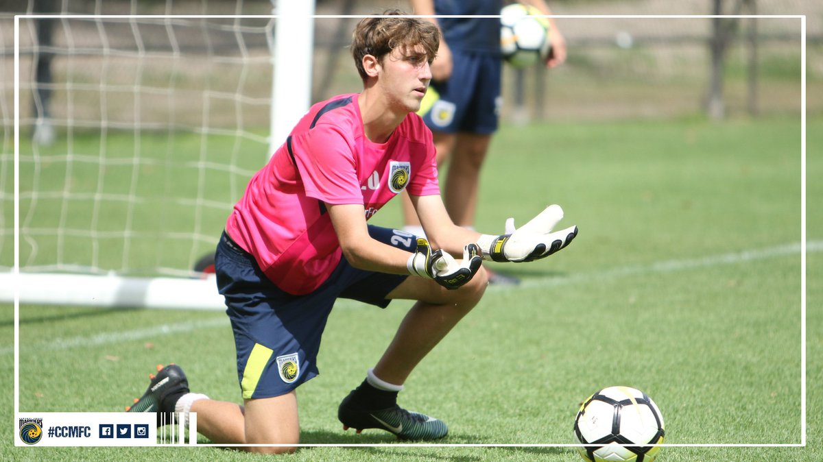 A HUGE congrats to #CCMFC Academy shot stopper, Zenden Hart who has been selected in the Joeys squad for next month's UEFA-hosted youth tournament in Turkey. 👏🏼 🇦🇺  The tournament will prepare the squad for October's 2019 U-17 @FIFAWorldCup in Peru.