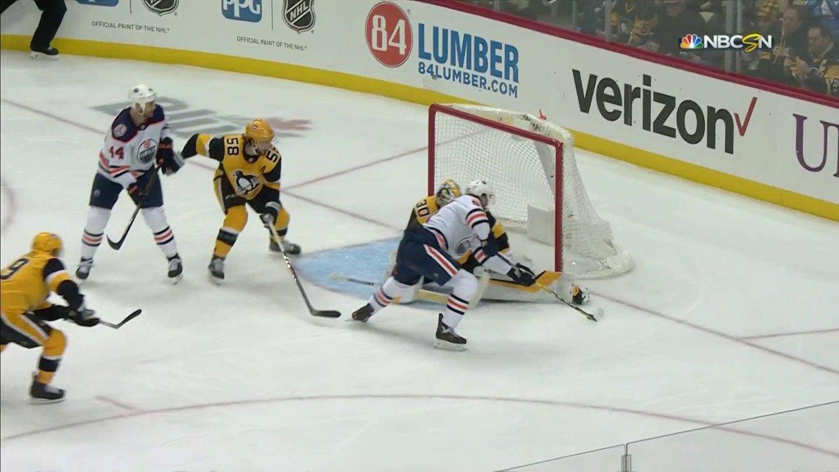 NHL on NBC's photo on Matt Murray