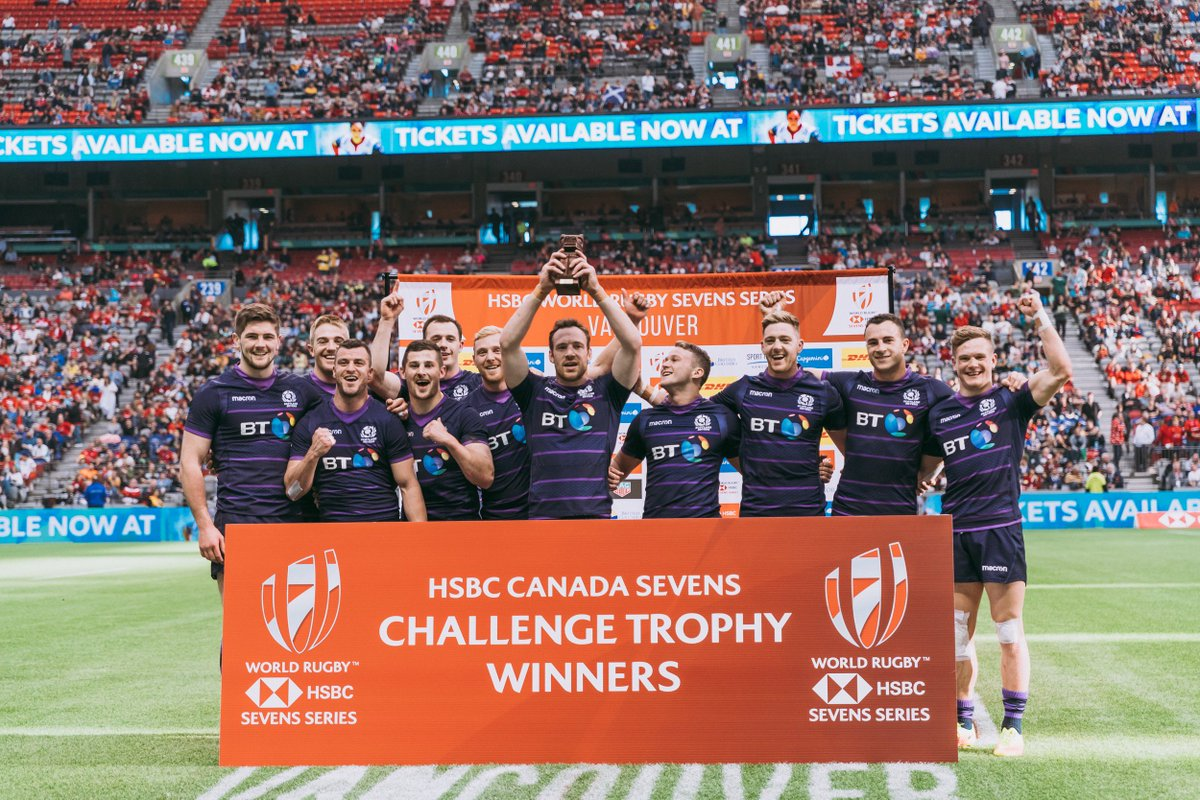 #TriviaTuesday ANSWER: Hands up if you guessed Scotland 🙋♂️ Rugby Sevens originated in Melrose, Scotland in 1883. If you didn't know, now ya know!