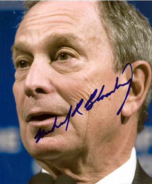 Happy Birthday, Michael Bloomberg!