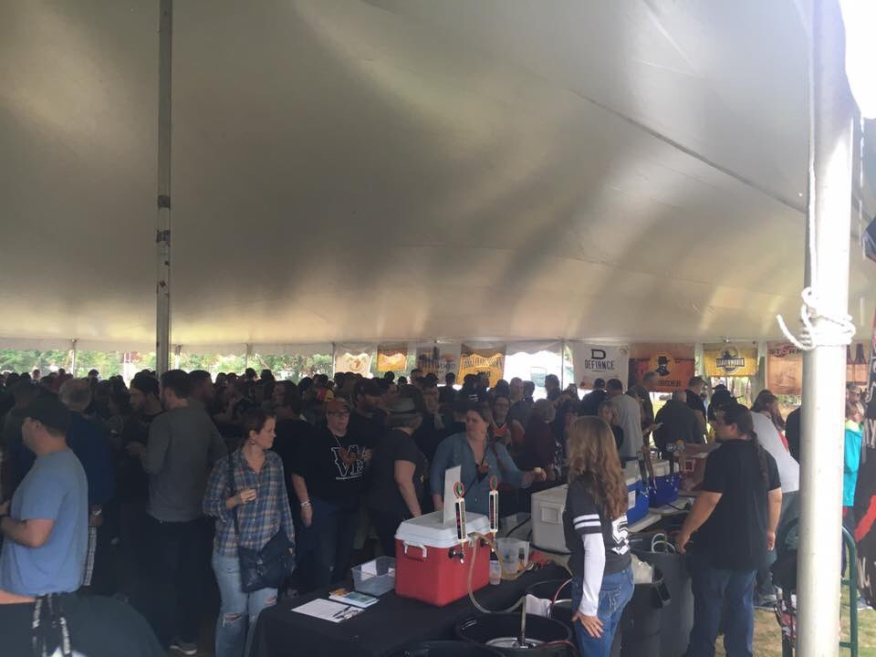 Our beer fest 2 years ago. One of my favorites to date.