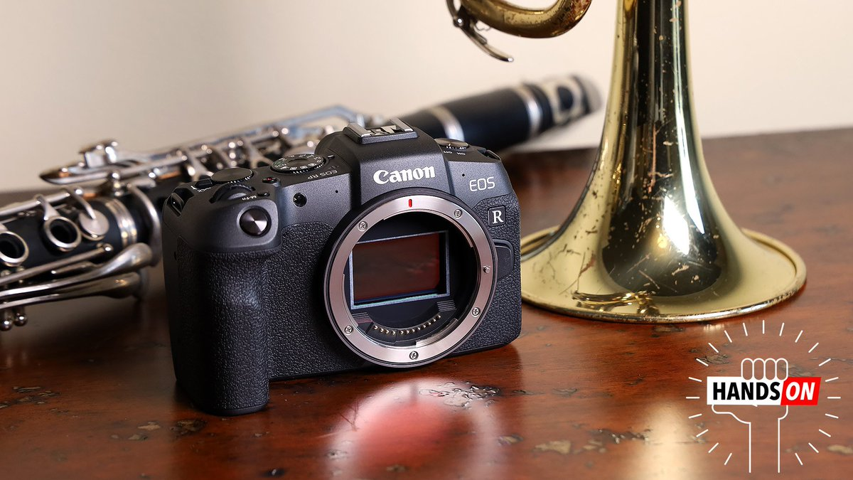 Canon's EOS RP is the more affordable full-frame mirrorless camera we've been waiting