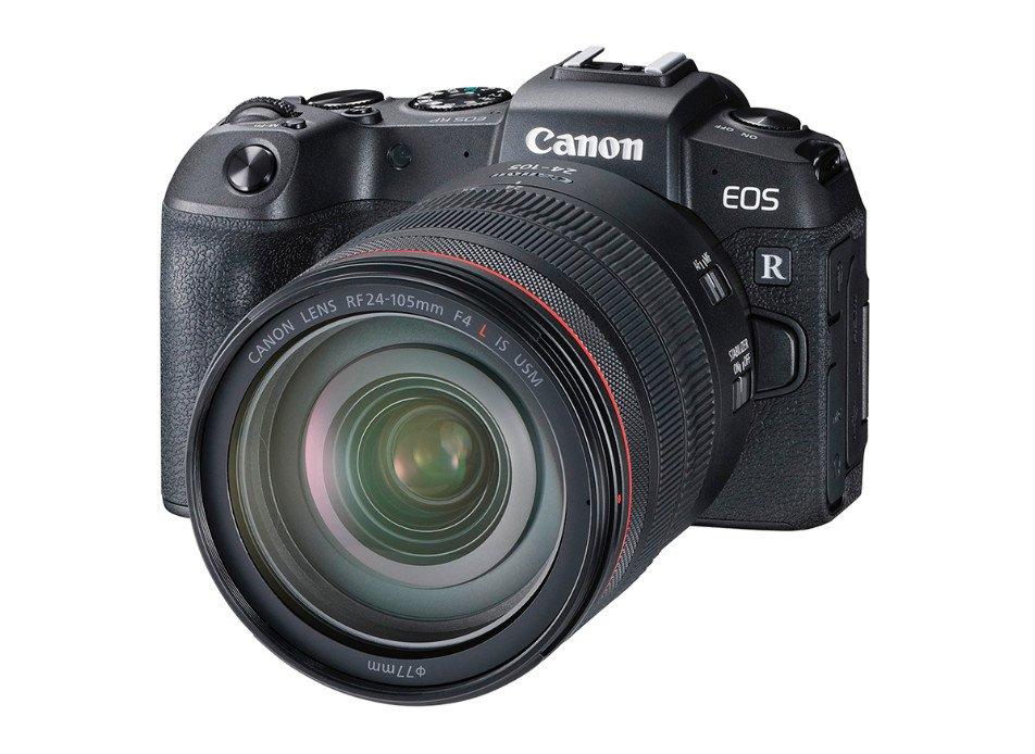 Canon announces EOS RP full-frame mirrorless camera at aggressive $1,299 price
