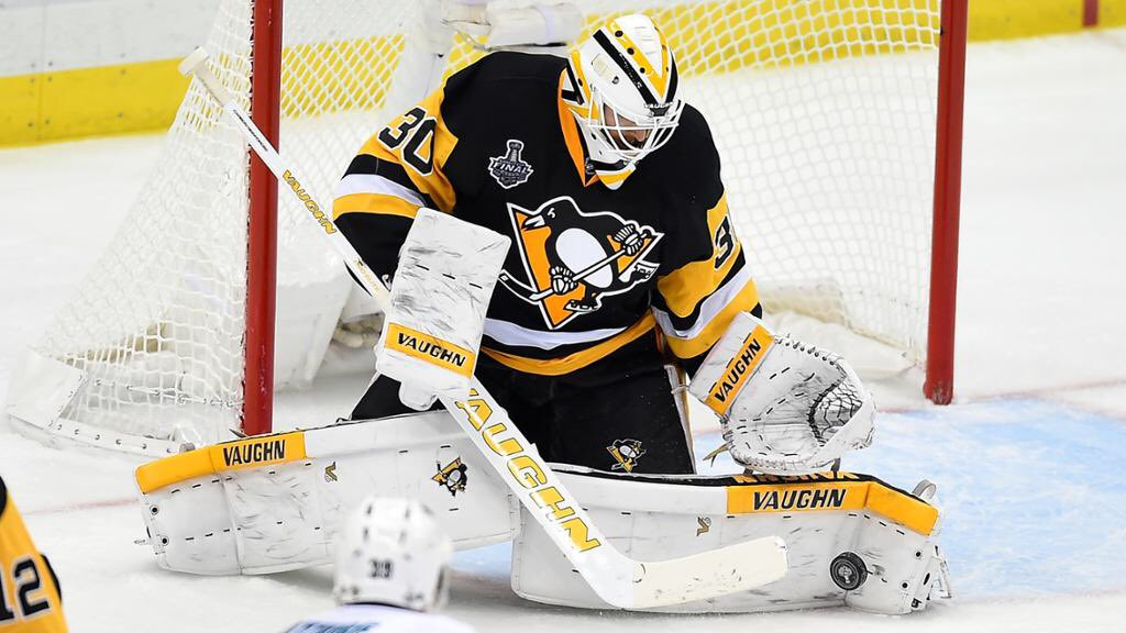 Pittsburgh Sports's photo on Matt Murray