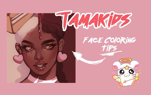 Face coloring tips by tamakid on tumblr!!<br>http://pic.twitter.com/JNQz4hzOby