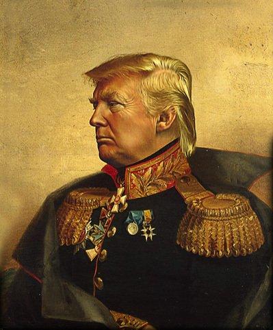 Г-сподь-Император превозмогает!