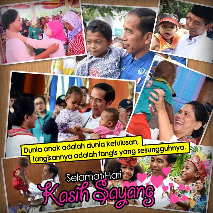 #BahasaAnakBahasaCinta Photo