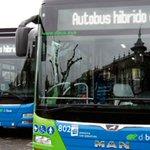 Image for the Tweet beginning: #Dbus incorpora su autobús número