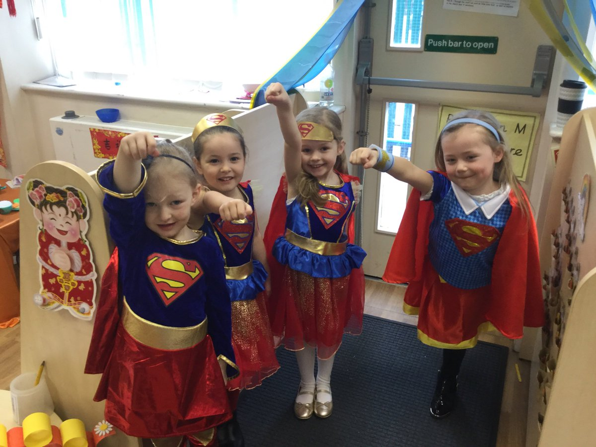 Did anyone call for a superhero? I'm sure you will agree the children all look incredible dressed as their favourite superhero. #CallUsAnytimeMarvel #EvilPea'sNowhereToBeSeen #EyfsAdventures #SuperHeroDay @MrsMooreStMarys @MrsPurnellStM