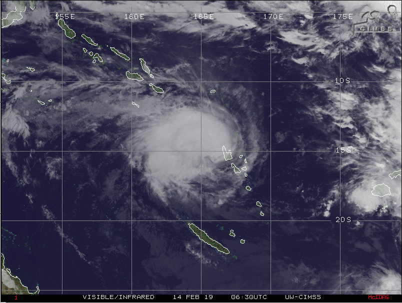 Jason Nicholls On Twitter Oma Remains A Category 2 Cyclone Fiji