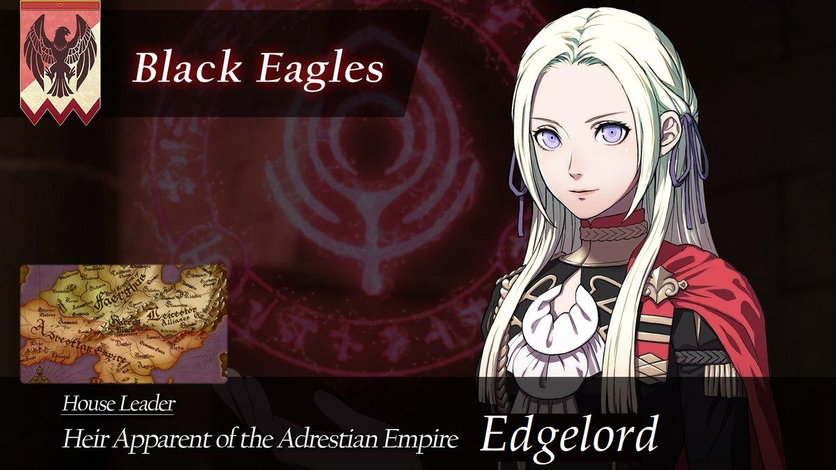 Fire Emblem: Three Houses - Give Me Orders Daddy DzWCfKQUcAEAJ2S