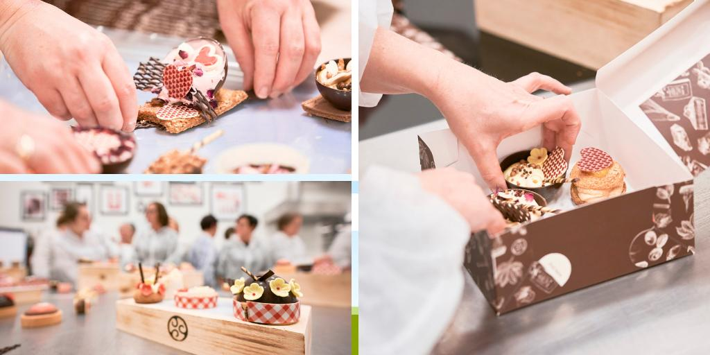 You can never go wrong gifting your #bae, #bff or #lovedone chocolates this #ValentineDay. From everyone here at #BarryCallebaut, we are wishing all the #chocolate lovers, friends & followers a very happy Valentine's Day 2019 ! #ShareTheLove #ChocolateIsTheAnswer 🍫😋