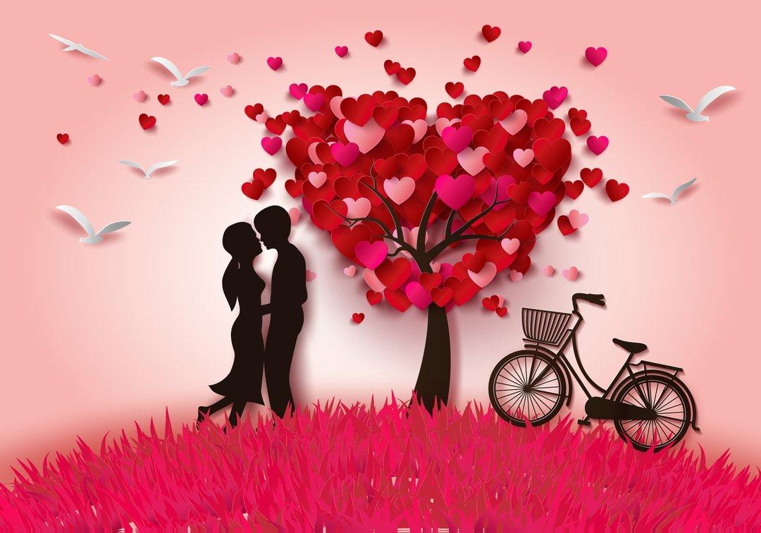 Картинки прикольные с надписями романтика