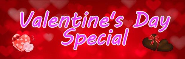今日はいよいよバレンタインデー。ギャルパラ携帯サイトではバレンタイン企画を第1~3弾まで掲載しています。 http://bit.ly/1HEWr7I  #TAS2019 #東京オートサロン #バレンタインデー