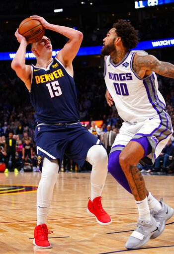 In the Nuggets' win over the Kings, Nikola Jokic notched his 28th career triple-double, which ties him w/ Michael Jordan for 14th all-time (h/t @EliasSports).  For the 2nd time this season, Jokic posted a triple-double and a game-winner in the final 10 seconds in the same game.