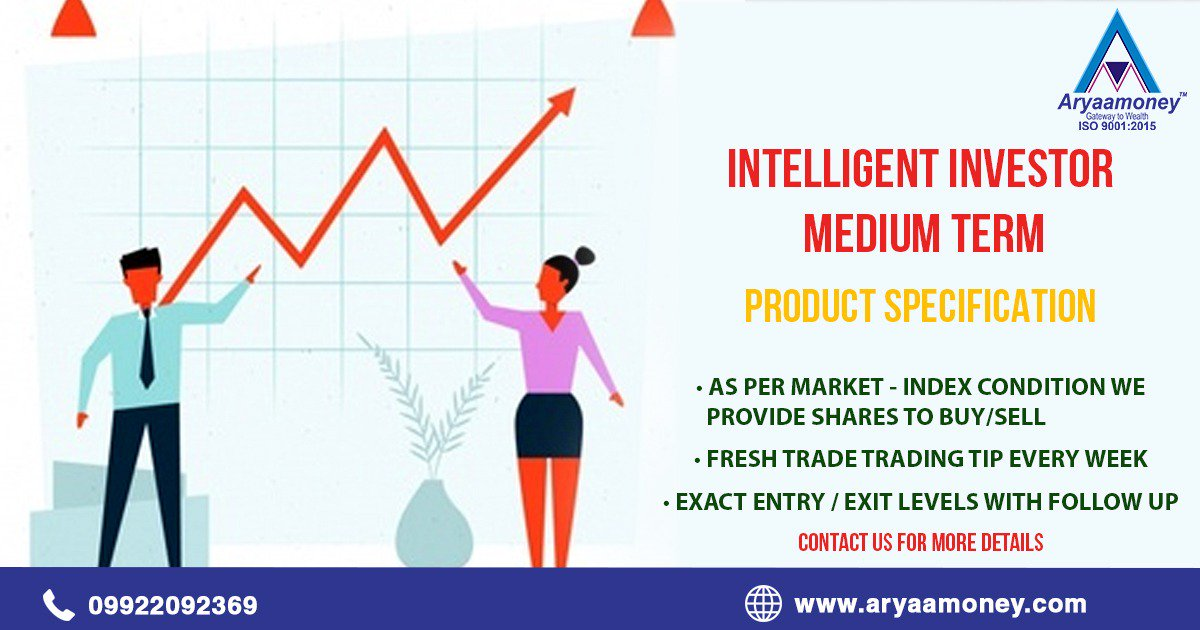 To create and grow wealth from share market, smart analysis and research is required. We conduct expert research for you and provide professional portfolio consultancy.  visit at : http://www.aryaamoney.com Reach at: 09922092369 #StockMarket #ShareMarketTraining #ShareMarketCourses