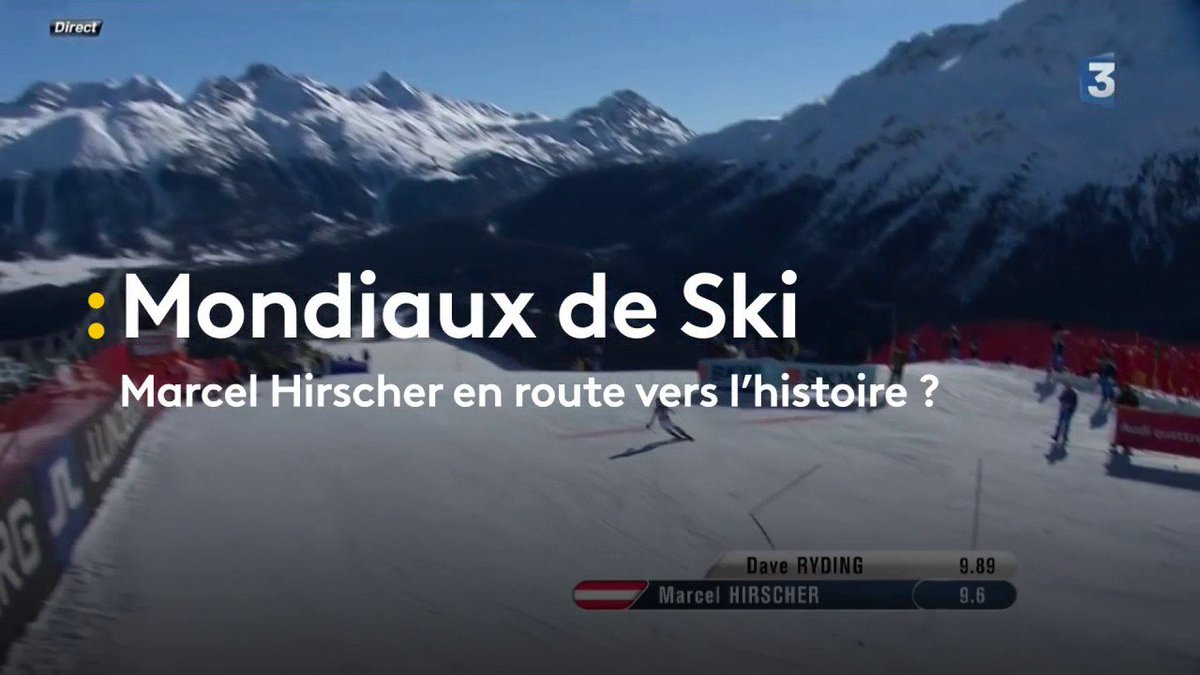 France•tv sport's photo on #SkiAlpin