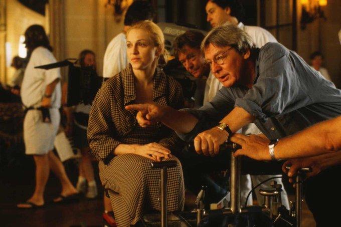 Happy 75th birthday Alan Parker. Persona piacevolissima  e bravo regista