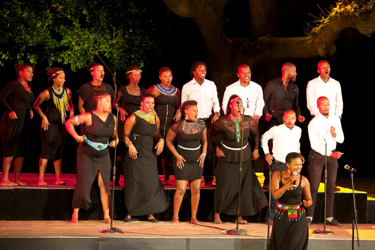 10 March 2019  Gospel Classics at Maynardville  An explosion of praise and worship music with a flair of African taste, sung by a classically trained ensemble, accompanied by a live band celebrates the end of the Maynardville Open Air Festival.   http://www.artscape.co.za/event/gospel-classics-2/…