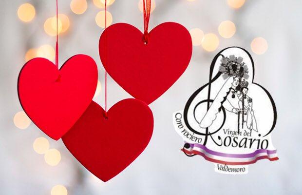 Feliz Día de San Valentín Foto
