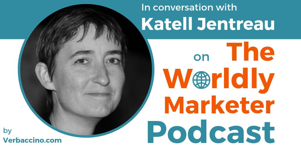 This week on #TWMPodcast, I chat w/ Katell Jentreau, Regional Globalization Manager at @netflix. Katell & I talked about how #Netflix approaches global expansion, and how context is everything in creative #localization. Catch her insights! http://ow.ly/Kcsx30nHbzP #l10n #TWM135