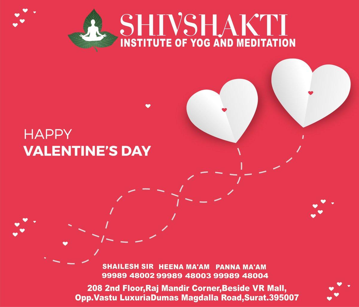 Shivshakti Yog Wellness On Twitter Valentinesday