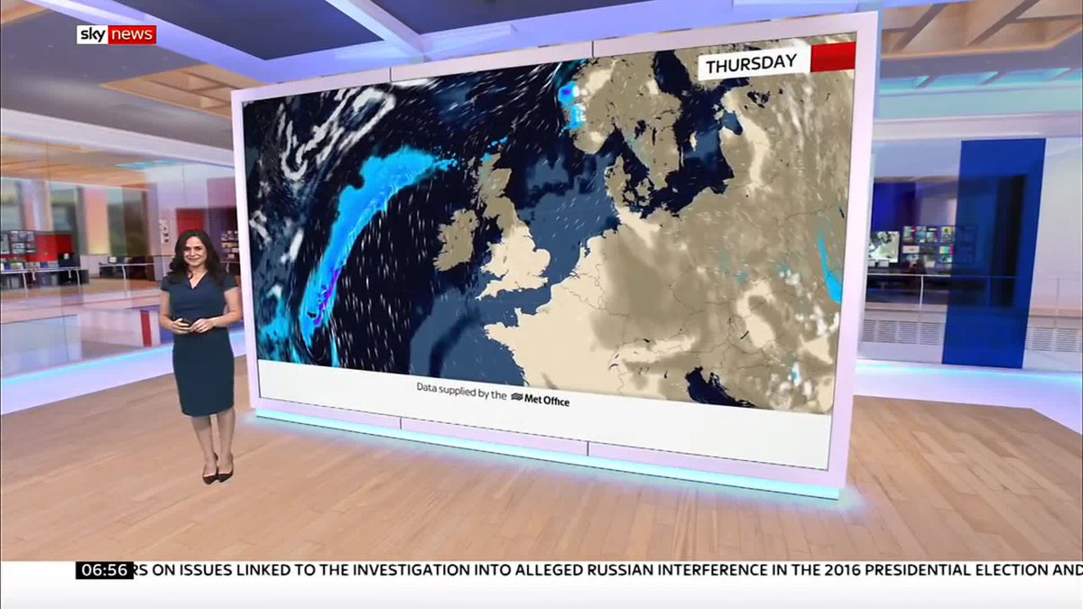 Will the #weather be LOVEly on Valentine's day?! Find out in the #Thursday forecast with @SkyNewsNaz   #ValentineDay   https://news.sky.com/weather