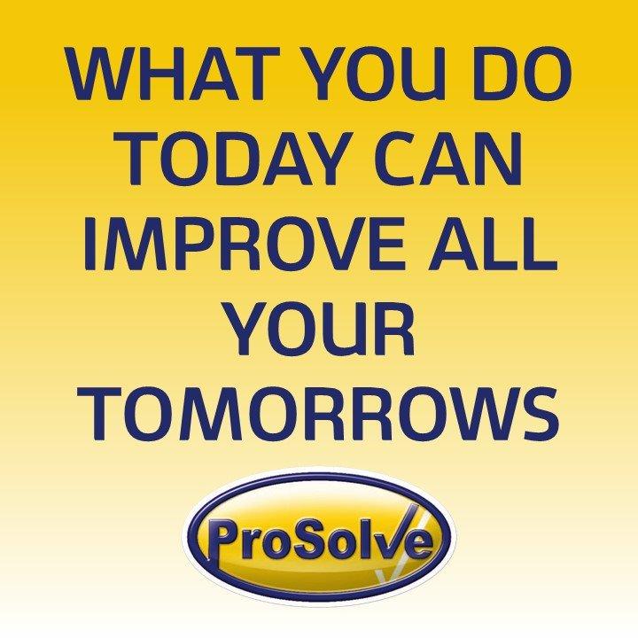 ProSolveProducts's photo on #earlybiz