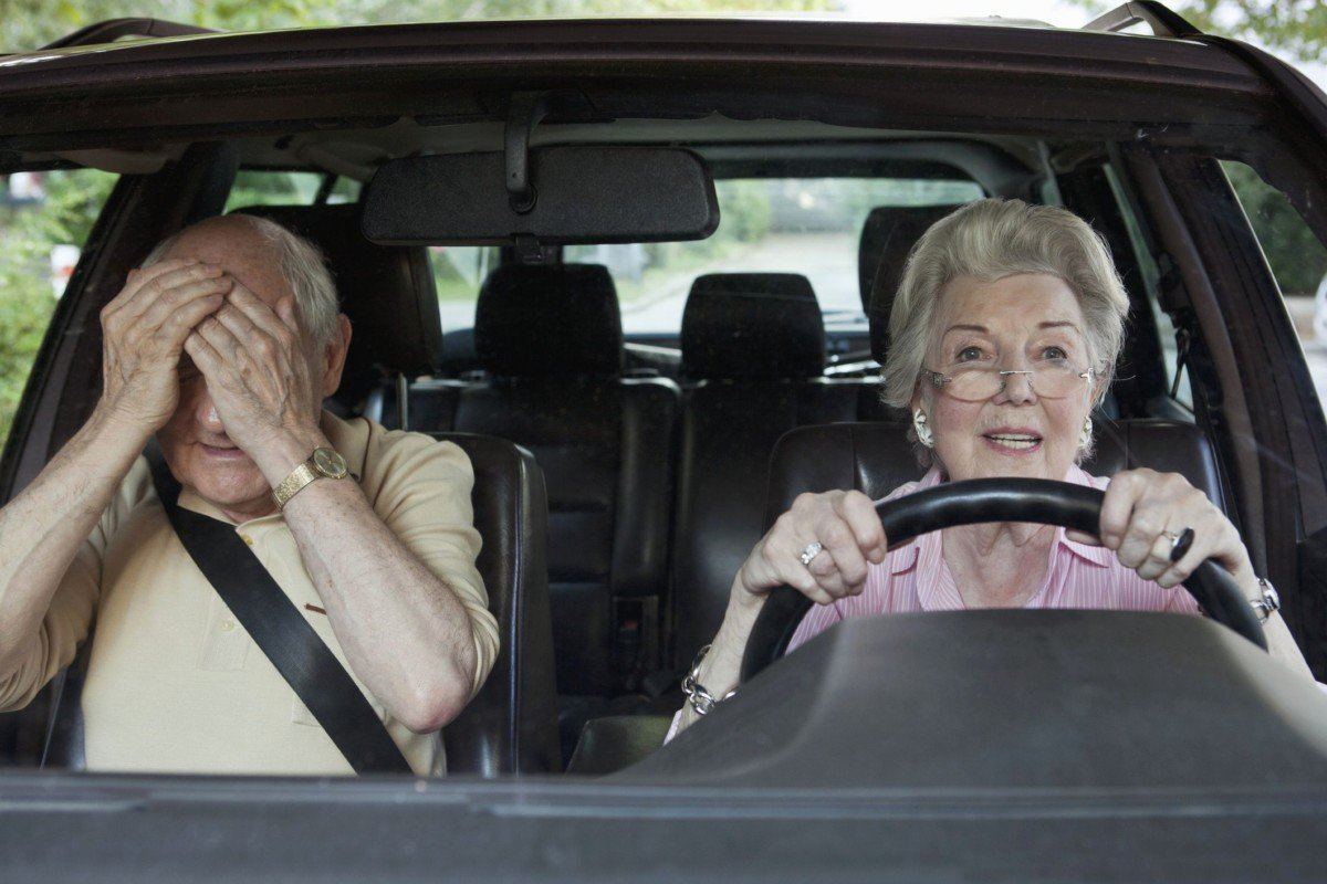 britains oldest driving instructor - HD1200×800