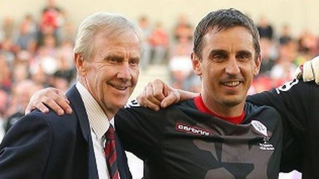 Sad news Eric Harrison: Former Manchester United youth coach and Class of 92 mentor dies aged 81. Mentored and trained United legends, gave so much to our club.  R.I.P from all United fans all over the world.