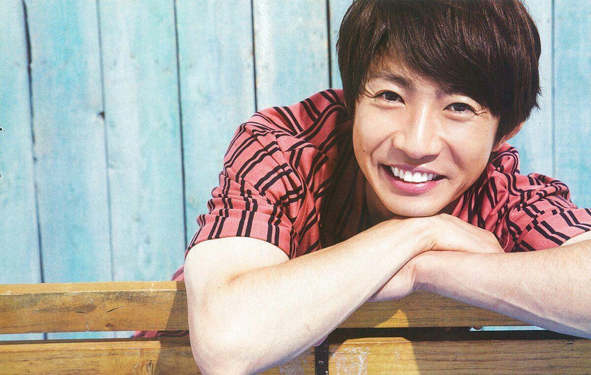 Johnny's Talents in their 30s with the Best Smiles    Aiba Masaki  Yamashita Tomohisa  Ikuta Toma  Sakurai Sho  Kazama Shunsuke  Miyake Ken  Ninomiya Kazunari  Nishikido Ryo  Tegoshi Yuya  Kamenashi Kazuya  FULL LIST :   https:// ranking.goo.ne.jp/column/5699/?p age=all &nbsp; …  <br>http://pic.twitter.com/Krl6uG2Vnd