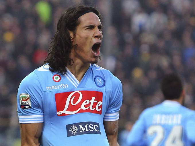 Happy Birthday, Edinson Cavani   Would you like to see him back in Serie A?