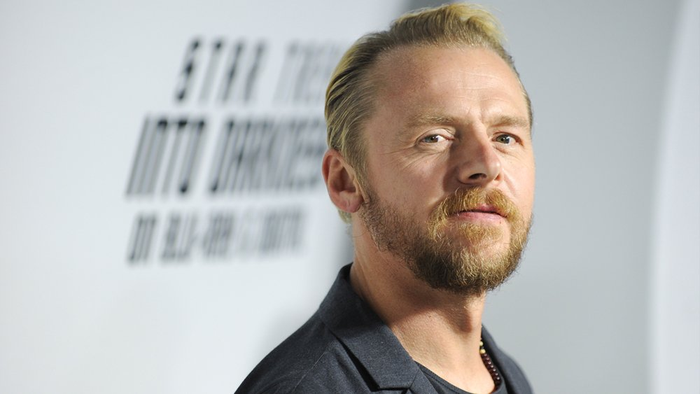 Happy birthday to, Simon Pegg!