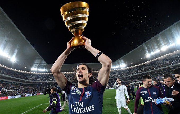Happy 32nd Birthday, Edinson Cavani!