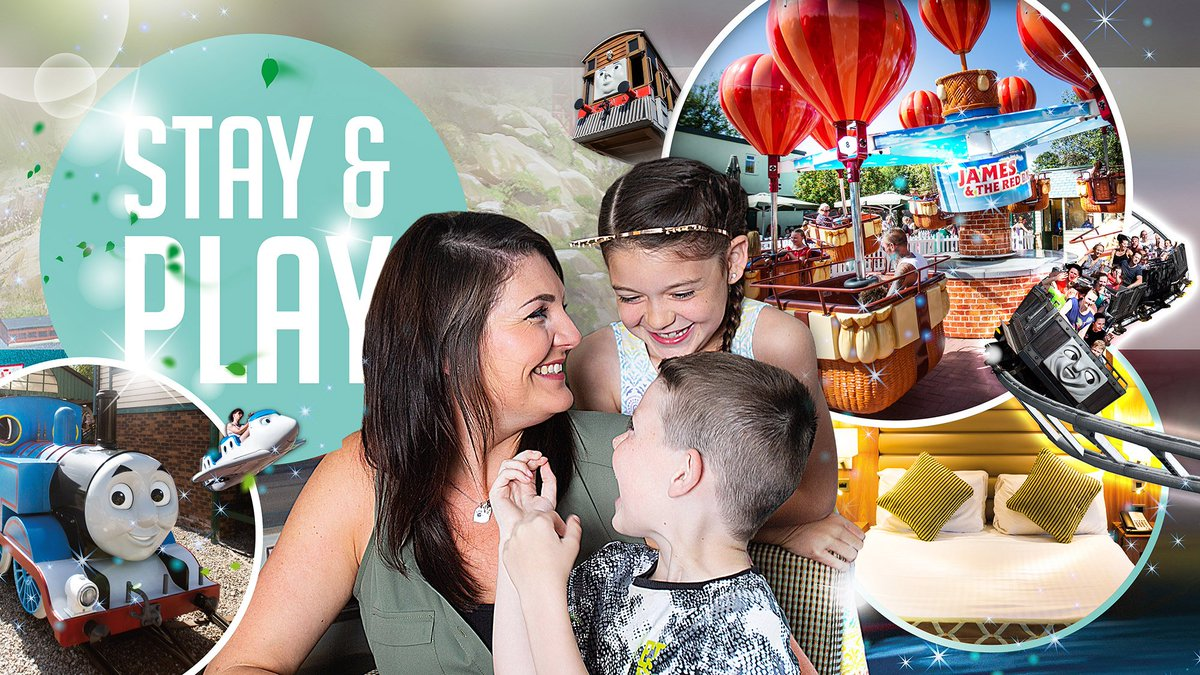 Are you looking for an exciting short-break this Half Term? Why not make the most of our Stay & Play offer with   🎠 Theme Park and Zoo Entry  🛌 Overnight Stay  🥣 Full English Breakfast   from just £153.60* for a family of 4. T&Cs Apply http://socsi.in/MQdMb