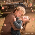Image for the Tweet beginning: Happy Valentine's Day wishes by