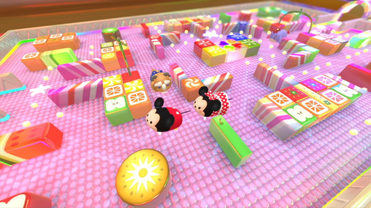 Your favorite Disney characters are coming to Nintendo Switch! This year, get ready to play fun party games at home or on-the-go with family and friends in Disney TSUM TSUM FESTIVAL! #TsumTsumFest