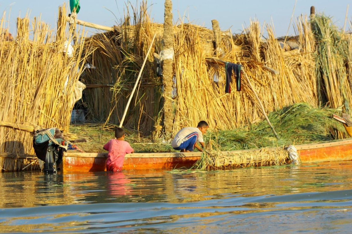#Iraq faces considerable environmental challenges but without optimism that solutions can be found progress will be impossible.