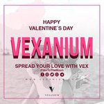 Image for the Tweet beginning: Happy Valentine's Day VEX Partners!