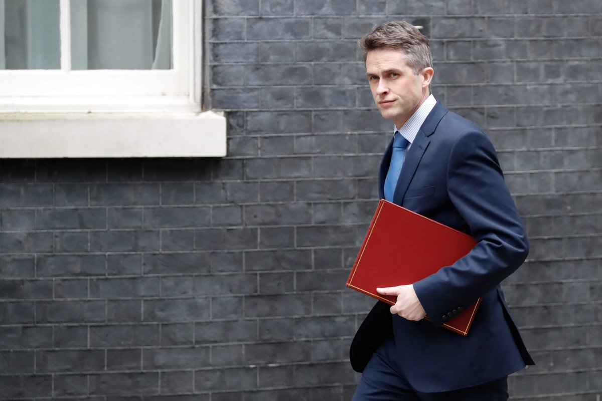 #China cancels trade talks with #UK in protest over Defence Secretary Williamson's speech https://t.co/WFUkmdiKvf