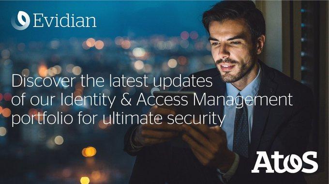 Atos mejora su solución#Evidian Web Access Management(WAM) que facilita el acceso a las apl...