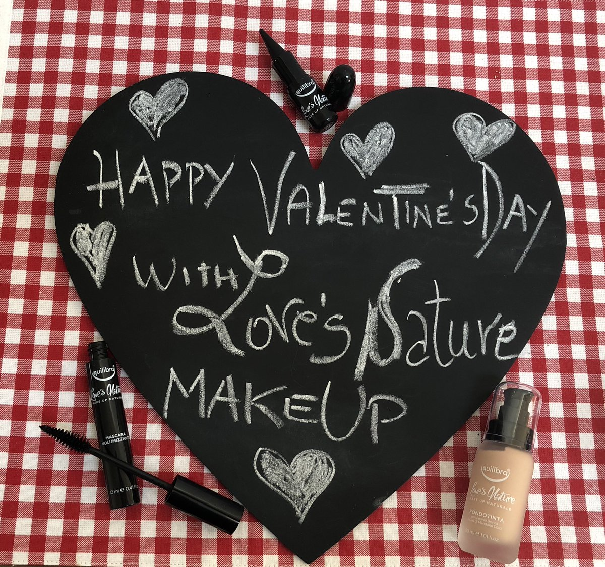 Happy Valentine's Day 2019 by Love's Nature! 💄❤️  #makeup #naturalmakeup #beauty #naturalbeauty #romanticparty #london #mua #makeupartist #lovesnatureuk #equilibrapeople #makeupequilibra #makeuplovers #valentinesday #love #happyvalentinesday #valentinesday2019