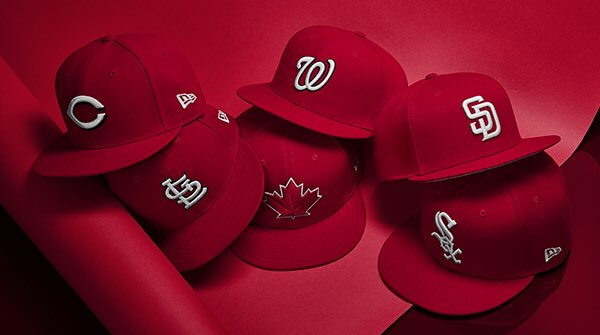 c2c649248e The disrespect of not including the @astros RT @NewEraCap: Treat yourself  on Valentine's Day. Shop a selection of red MLB #59FIFTY Fitteds and 9FIFTY  ...