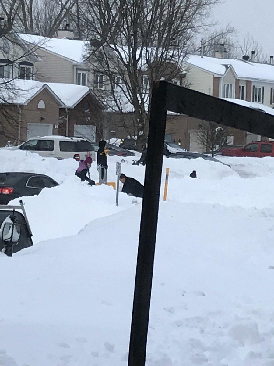 ashley picco's photo on #SnowMageddon2019
