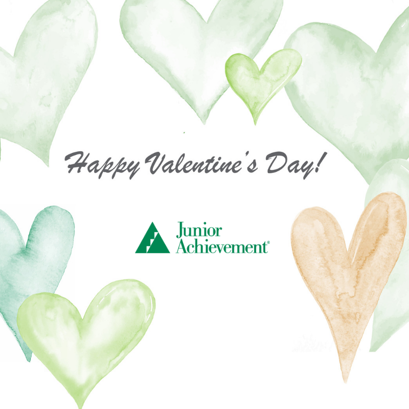 Happy #ValentinesDay from #JA! Did you know, the red rose is the most popular flower purchased around this holiday?